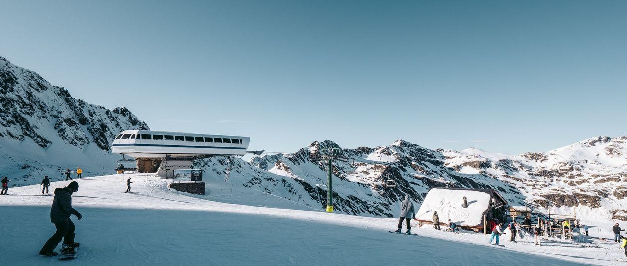 Casi 65.000 esquiadores eligen Andorra en el Puente de la Inmaculada