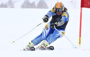 Comienza la III Copa España Masters de esquí Alpino