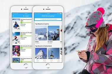 CheckYeti llega a España: reservar clases de esquí ahora es fácil