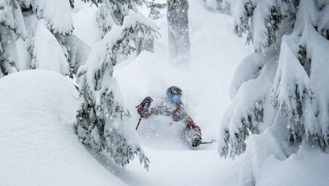 Whistler-Blackcomb bate un nuevo récord de cantidad de nieve caída