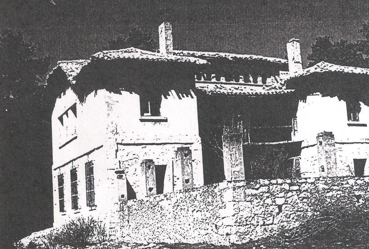 Casa forestal (Años 80)