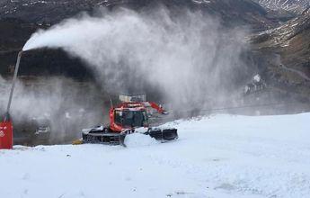 Candanchú abre su temporada de esquí este viernes 11 de enero