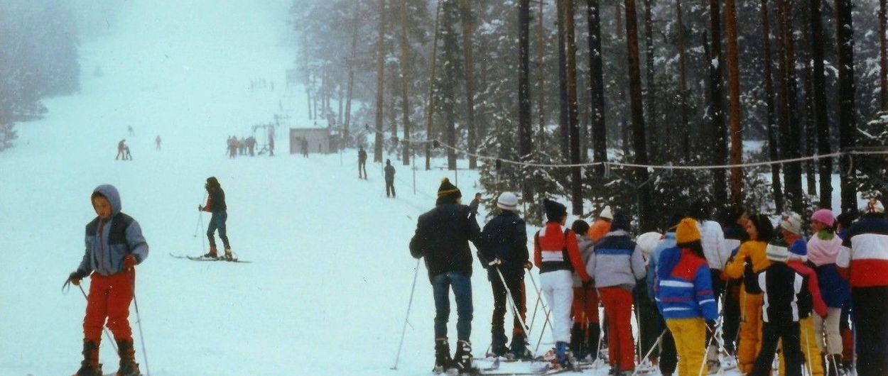 """Estación de Esquí """"La Mogorrita"""" (Cuenca). Proyecto olvidado. (2º parte)"""