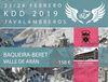 Info KDD Javalambreros - Baqueira 2019 (23-24Feb)