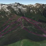 Vistas Google Earth Peyragudes 2018-19