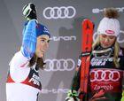 Mikaela Shiffrin acusa a Petra Vlhova de espiar sus entrenamientos de esquí