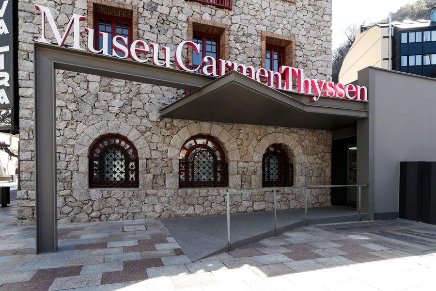 Museu Thyssen Andorra
