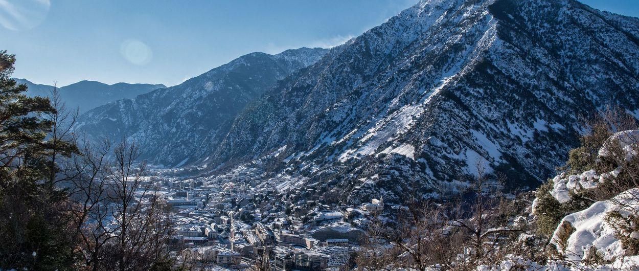 Andorra: un país entero como pie de pistas de esquí