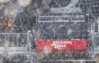 No power, no powder: Jackson Hole estará cinco días cerrada