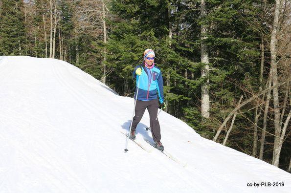 [9-feb] Mi estreno en el esquí nórdico en Abodi