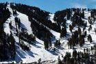 Esquiar a una hora de Los Angeles, California
