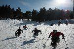 III Edición de las 24 horas de esquí adaptado en La Molina