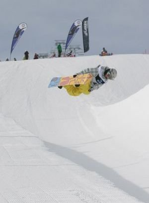 Snowpark de La Molina