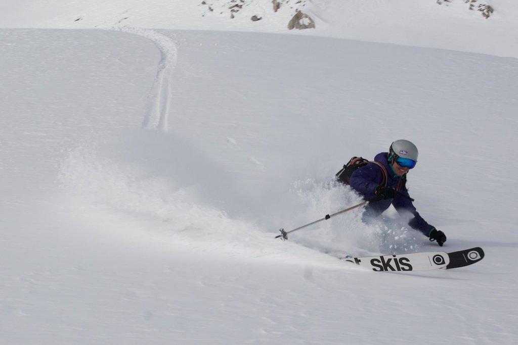 Esquís Whitedot