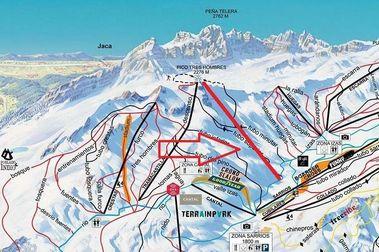 Formigal prepara la segunda pista de esquí más rápida del mundo