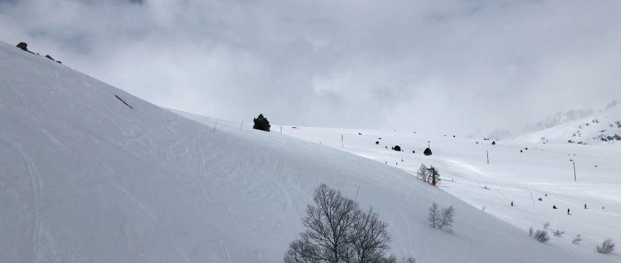 El Pirineo francés oriental sigue batiendo récords
