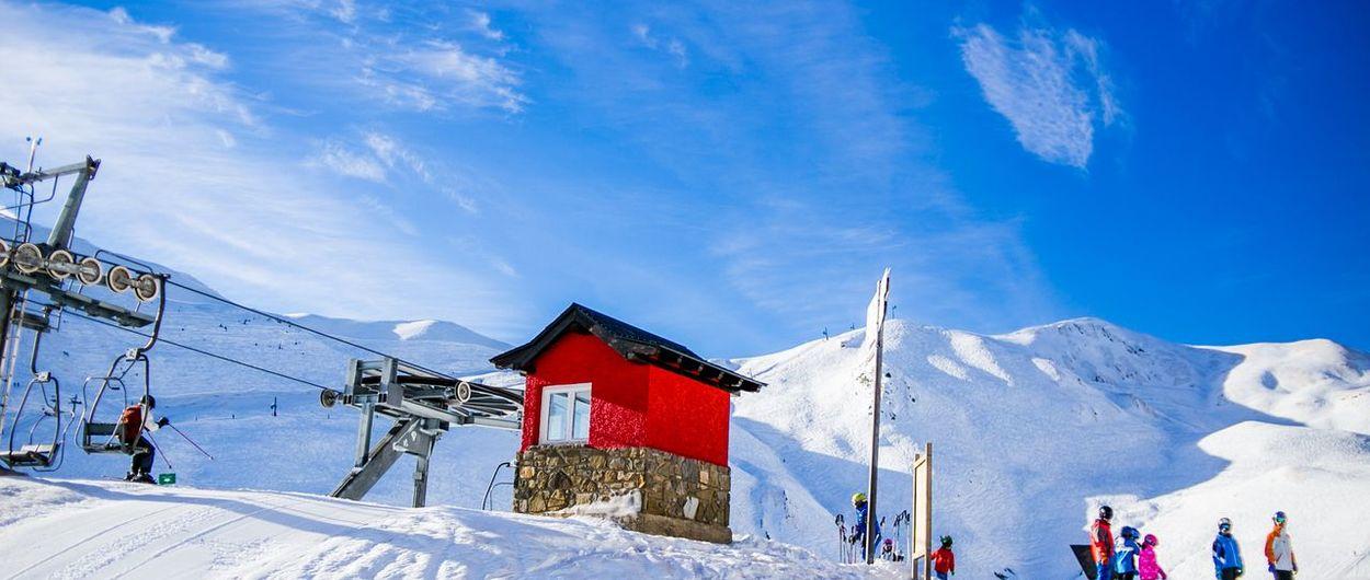 La meteorología española se cita en la estación de esquí de Formigal
