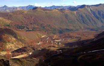 Turismo se desarrolla con normalidad en Nevados de Chillán / Las Trancas