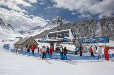 Balance 'negativamente positivo' en las estaciones de esquí de N'PY
