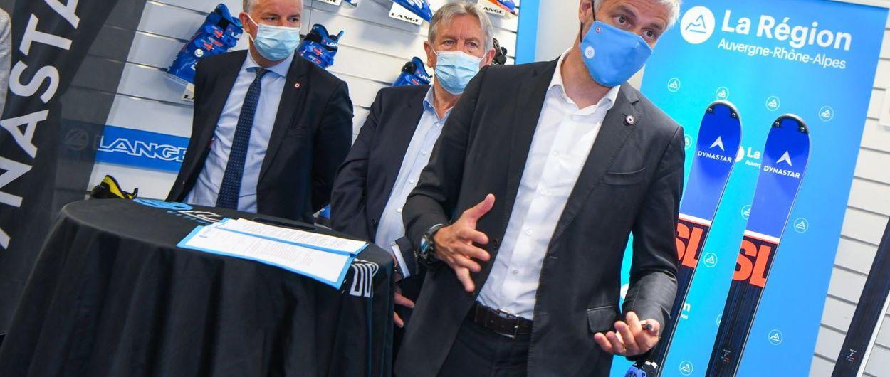 Francia ayudará a Dynastar a cambio de llevarse producción de España