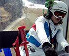 Caperucita vuelve a Dolomiti, el cuento del Lobo