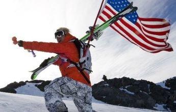 Sube el número de esquiadores en Estados Unidos