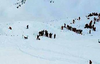 Tres fallecidos por una avalancha de nieve en Francia