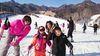 China sigue sumando esquiadores