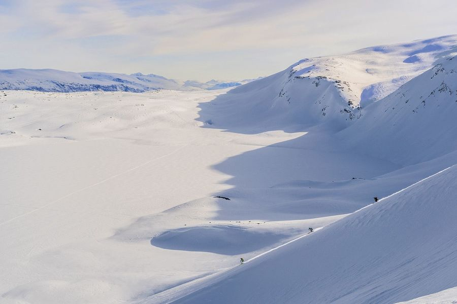 Crónica de unos días de travesía en los Alpes de Lyngen noruegos