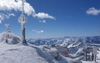 Molltal adelanta su temporada de esquí en glaciar al próximo 6 de junio