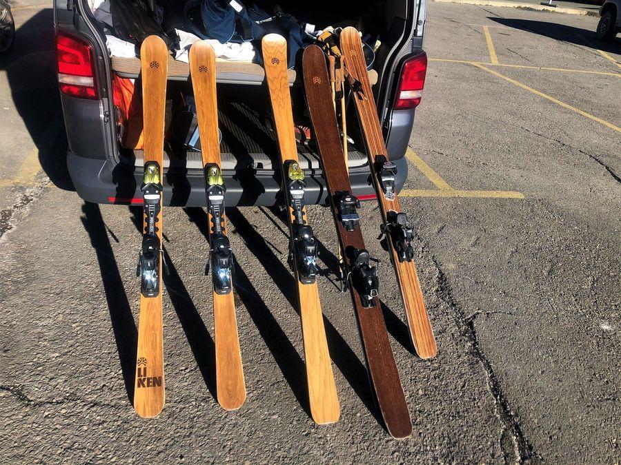 Test de esquís