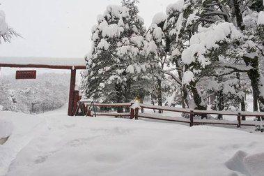 Nevadas Permitirán a los Centros de Ski Iniciar Temporada 2014