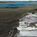 Vistas Google Earth Calafate Mountain Park 2016