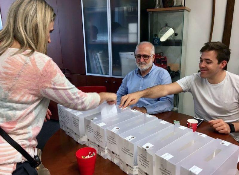 Elecciones asamblea RFEDI