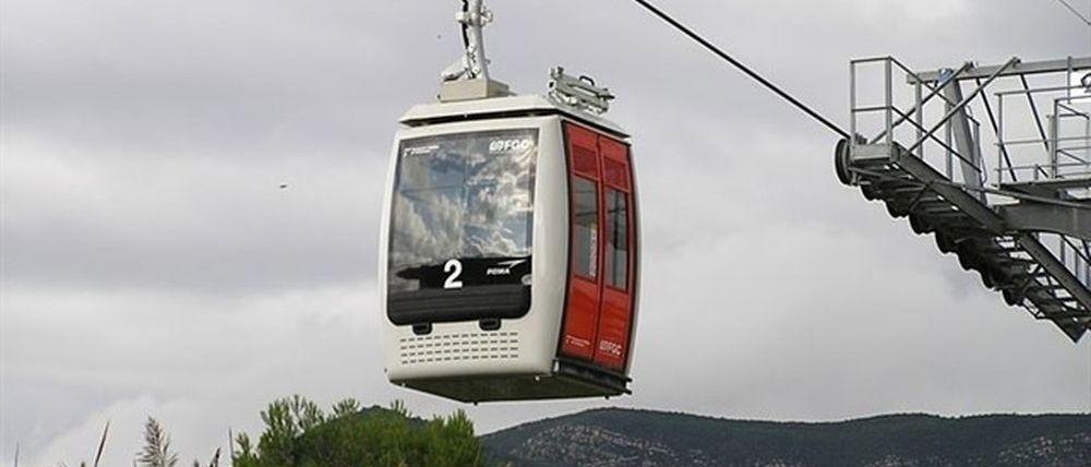 FGC sustituye el telecabina de Vall de Núria por el de Olesa-Esparraguera