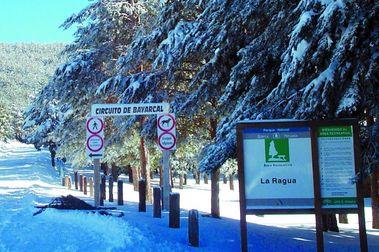La estación de esquí de fondo de La Ragua abre su temporada .