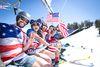Estados Unidos cierra una de sus mejores temporadas de esquí en años