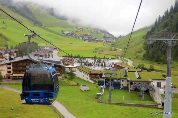 Esquí de verano en Austria
