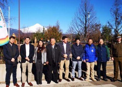 Lanzan temporada invernal 2019 en La Araucanía