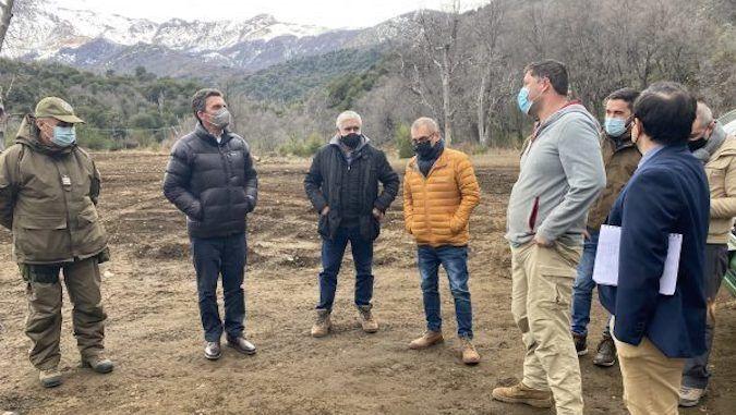 Pinto y Chillán facilitan estacionamientos para visitantes al sector de Termas de Chillán