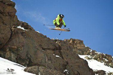 Freeskiing World Tour 2011 - Las Leñas, parte de prensa