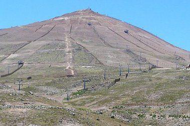Fechas de Cierre Centros de Ski 2012