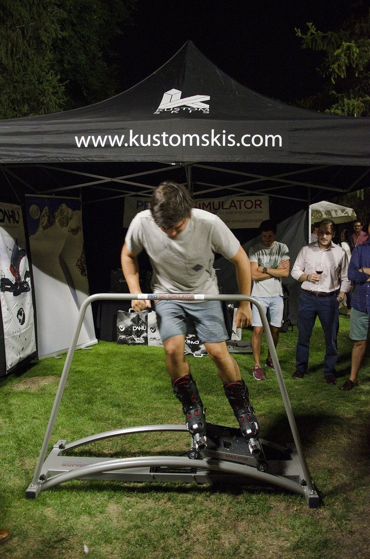 Presentación Kustom Skis