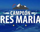 "Carrera ""Campeón Tres Marías"" en Nevados de  Chillán"