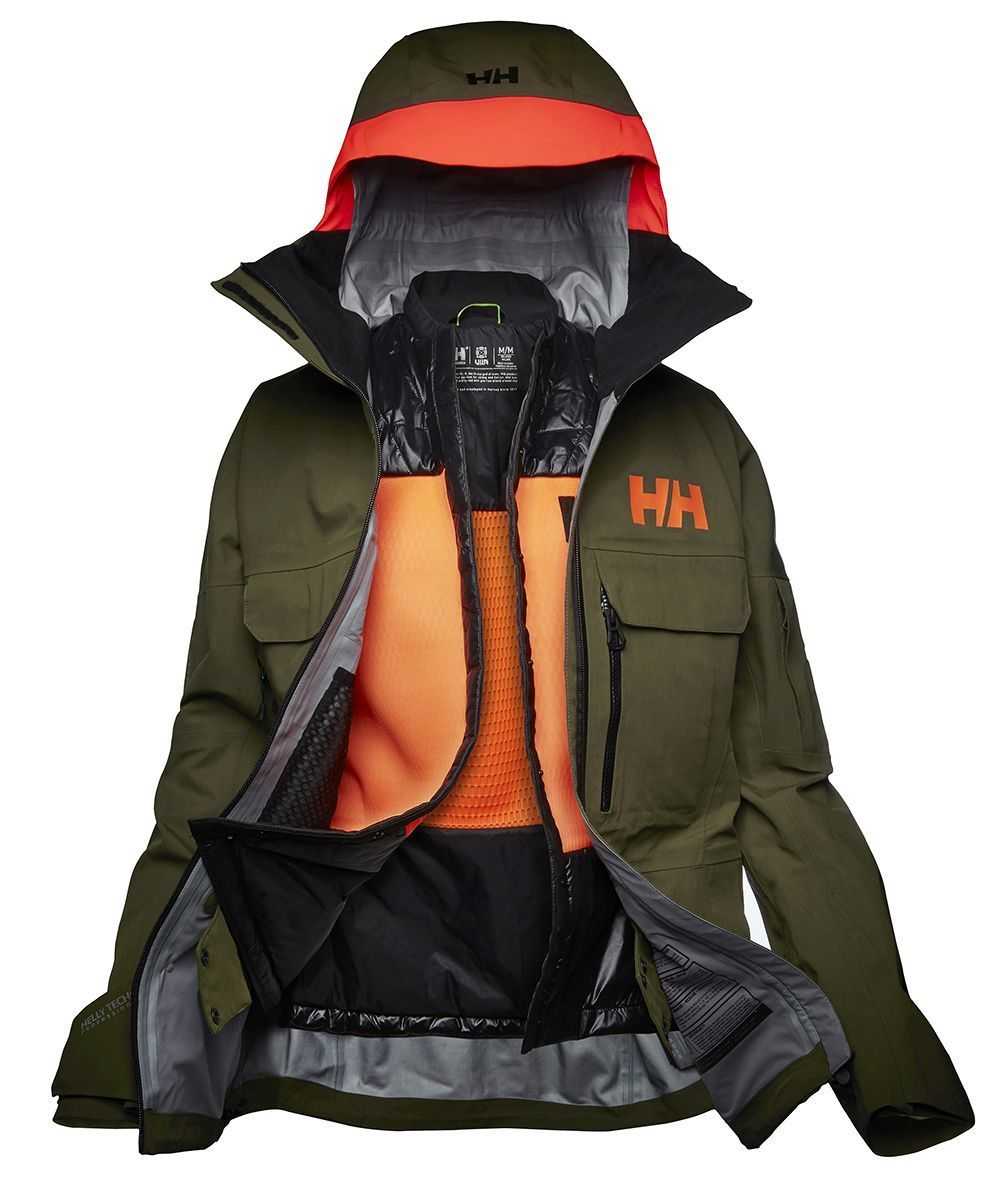 W Maroi Shell Jacket de Helly Hansen HH