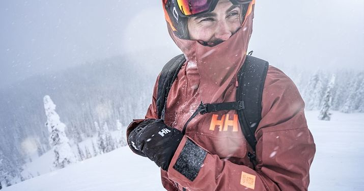 Elige tu equipo de esquí como un profesional con Helly Hansen