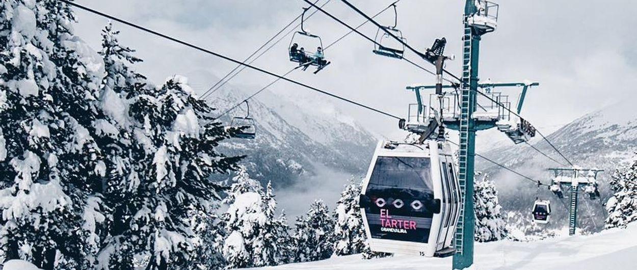 Andorra no exigirá el Pasaporte COVID para esquiar en sus estaciones