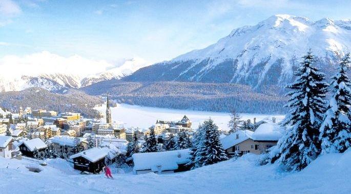 Foto de St. Moritz
