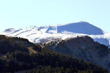 Més imatges de les darreres nevades