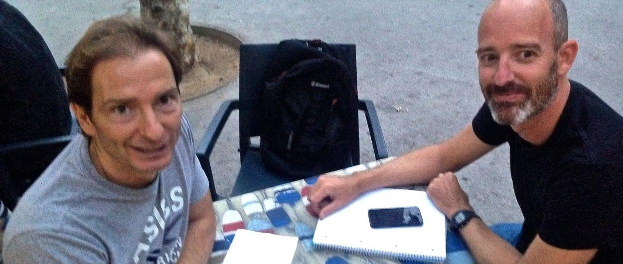Entrevista a Pepe Peinado.